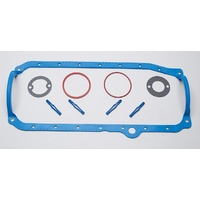 FELPRO 1 PIECE RUBBER/STEEL CORE OIL PAN GASKET CHEV SB 5.0L/5.7L FEOS34500R