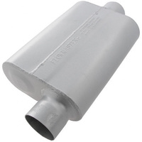 "FLOWMASTER DELTA FLOW 40 SERIES MUFFLER 3"" OFFSET IN/CENTRE OUT FLO943041"