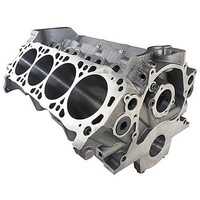 "Ford Racing Ford Boss 302 Cast Iron Engine Block Fmm-6010-Boss, 4.125"" Bore"