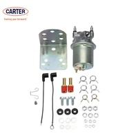 Carter FMP4070 Competition Series Fuel Pump 6 PSI 72 Gallon Per Hour