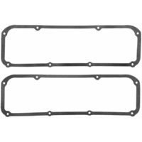 Fel-Pro FPVS50068R Ford 302-351C V8 Permadry Valve Cover Gasket Set Rubber