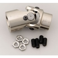 "FLAMING RIVER UNIVERSAL BILLET STEERING JOINT 1""DD X 3/4""DD FR1717DD"