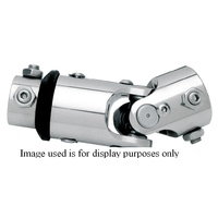 "FLAMING RIVER STEEL VIBRATION REDUCER/UNIVERSAL JOINT 3/4""-36 X 3/4""DD FR1887"