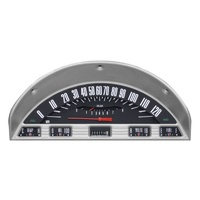 Classic Instruments (FT56BT) Black 1956 Ford F-100 Truck Gauge Package