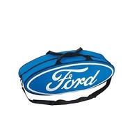 GENUINE HOTROD HARDWARE - FORD OVAL DUFFLE CANVAS BAG - GBS-F2000V