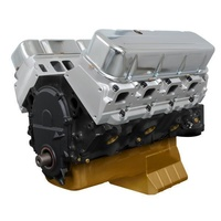 GM Performance GM496615595 Chev Big Block 496 Crate Engine Alloy Heads 575HP 600FT/LB