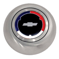 GRANT S/S BOWTIE HORN BUTTON FOR CLASSIC & CHALLENGER STEERING WHEELS GR5643