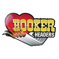 HOOKER HEADERS METAL SIGN 48CM X 32CM HO10145HKR
