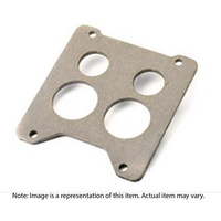 Carburettor Base Gasket 1.375 in. Primary 2 in. Secondary 0.25 in. Thickness For Models 4165/4175 Each