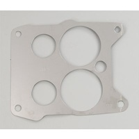 Carburettor Mounting Gasket Stainless Steel 4-Barrel Quadrajet 4-Hole Each