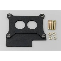 Carburettor Mounting Gasket Composite Holley 2-Barrel 2-Hole Divided Center .250 in. Thick Kit