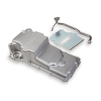 HOLLEY GM LS RETRO-FIT OIL PAN 5.44L HO302-2 SUIT CHEV CAMARO 67-69, NOVA 68-74