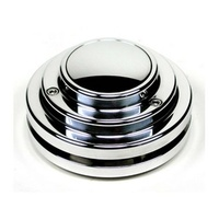 IDIDIT 9-BOLT SHORT STYLE  STEERING WHEEL ADAPTER ID2201100020 CHROME FINISH