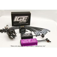 ICE IGNITION 10 AMP NITROUS CONTROL KIT FORD 351W V8 LARGE CAP/IRON GEAR IK0428
