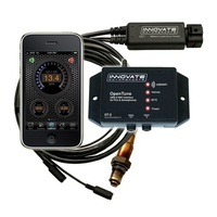 INNOVATE MOTORSPORTS OT-2 ALL-IN-ONE WIRELESS METER IM3832 FOR IPHONE IPOD & PC