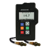Innovate Motorsports IM3894 LM-2 Digital Air/Fuel Ratio Meter Dual O2 Basic Kit
