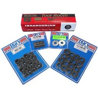 Isky Racing Cams ISK13900 Chev V8 LS1 Valve Spring & Titanium Retainer Kit