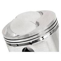 "JE 23° DOME FORGED PISTONS J182012 CHEV SB 350, 4.030"", 6.000"" ROD, 13.5cc DOME"