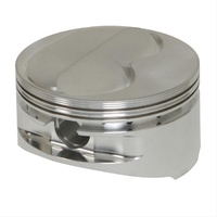 "Je Pistons J182027 Chev SB 23°Dome Forged Pistons 4.155"" Bore 6"" Rod 6.2cc Dome"