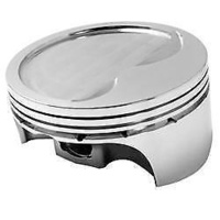 "JE FSR FORGED -29CC INV DOME TOP PISTONS GM/HOLDEN LS1/2/3/6 4.125"" BORE J221180"
