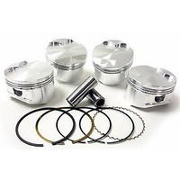 JE PISTONS PISTON & RINGS J314447 92.5mm BORE FITS 02-05 SUBARU IMPREZA WRX EJ20