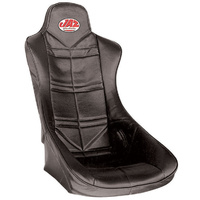 JAZ TURBO PRO VINYL PADDED SEAT COVER BLACK JAZ150-151-01