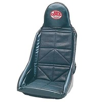 JAZ RACING VINYL PADDED SEAT COVER BLACK JAZ15030101