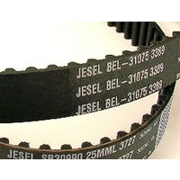 JESEL REPLACEMENT CAM DRIVE BELT 25MMX63 TOOTH HTD STYLE CHEV JEBEL-31045