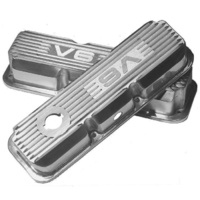 KC STD ALLOY VALVE COVERS KC168N NATURAL SUIT HOLDEN VP-VY V6 Inc. ECOTEC