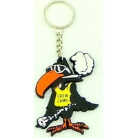 CROWCAMS BIRD KEYRING CCKR