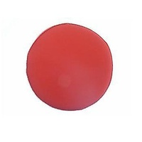 Kirkey KI00002 Red Centre Steering Wheel Pad suit 3 Spoke Steering Wheels