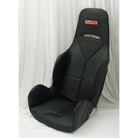 Kirkey KI16401 Black Vinyl Seat Cover for KI16400 Seats