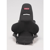 Kirkey KI36511 Intermediate Layback Seat Cover Black Cloth for KI36500 Seat