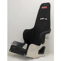 "Kirkey KI3818511 Black Tweed 38 Series Racing Seat Cover for 18.5"" KI38185"