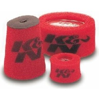 "Red Foam Round Straight Precharger Filter Wrap (Suit 14"" ID x 6"" H Filter) (KN25-3770)"