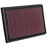 K&N PANEL AIR FILTER KN33-3045 SUIT 2015-2016 TOYOTA HILUX FORTUNA 2.4L 2.8L DSL