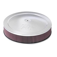 "K&N Filters KN60-1280 Filters  Air Filter Assembly 14"" X 3"" 1-1/4"" Dropped Base"