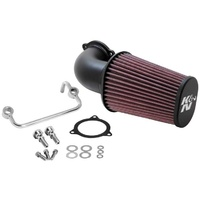K&N Filters KN63-1122 Air Charger Performance Air Intake Kit Harley Davidson Flh/T 08-13