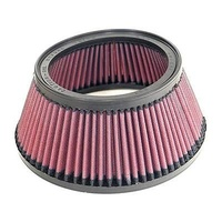 "K&N FILTER ELEMENT TAPERED 3.375 H x BASE 7.375"" OD - TOP 5.375"" OD KN E-3521"