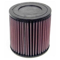 "K&N REPLACEMENT AIR FILTER ROUND 5.875"" X 6"" KN E-3956"