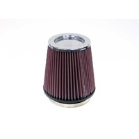 "K&N Filters KNRF-1037 Universal Tapered 6.5""X 6.5"" Pod Air Filter 5"" Inlet"