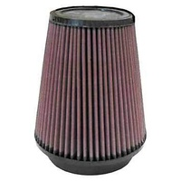 "K&N Filters KNRU-2800  4-3/4"" X 6-1/2"" Round Tapered Pod Filter 7"" Long 5"" Flange"