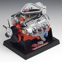 "LIBERTY CLASSICS 1:6 ENGINE CHEV BIG BLOCK 427 6""X 6.5""X 5"" LC84030"