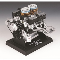 "LIBERTY CLASSICS 1:6 SCALE FORD 427 SHELBY COBRA ENGINE 6""X 6.5""X 5"" LC84427"