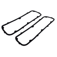 RUBBER/STEEL CORE VALVE COVER GASKET SET MAG302G SUIT FORD WINDSOR V8