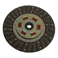 "MCLEOD 300 SERIES 10.5"" CLUTCH DISC 1-1/16""X10 SPLINE GM 1965-2010 MC260330"