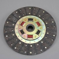 "MCLEOD 500 SERIES 11"" CLUTCH PLATE 26 SP GM V8 MC260571"