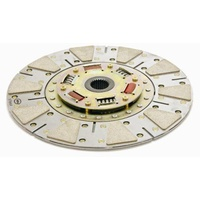 "MCLEOD 500 SERIES CLUTCH DISC 10.5"" DIA WITH 1-1/8""X10 SPLINE SUIT GM MC260840"