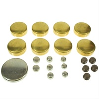 Melling ME100BR Chev Small Block Brass Freeze Plugs