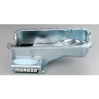 "MOROSO  STREET/STRIP OIL PAN MO20507 SUIT FORD 351W V8 8"" DEEP"